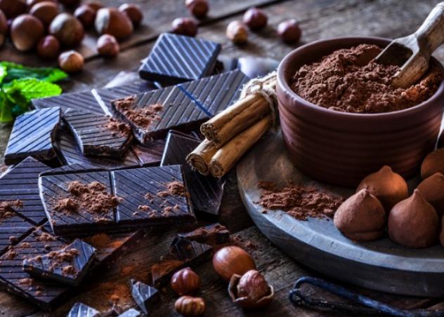 Шоколад токсичен для собак