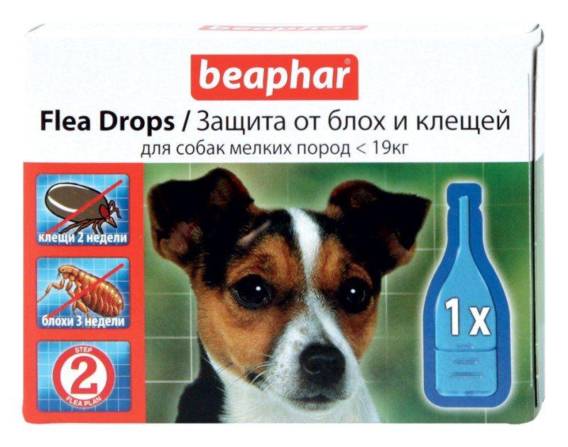 Диазинон - основной компонент в составе препарата beaphar